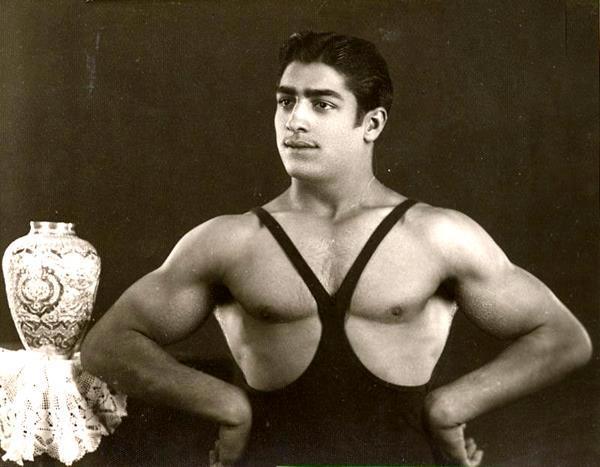 محمد علی فردین و ورزش کشتی - سنتی ها