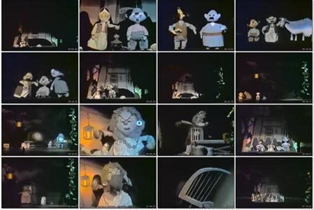 دانلود کامل تئاتر عروسکی حسنی و لوبیای سحرآمیز